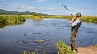 Организация рыбалки