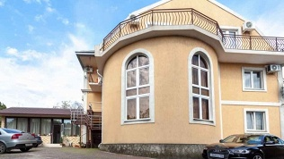 Гостиница «Виноград»