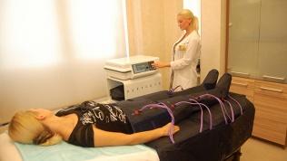 Прессотерапия, очищение