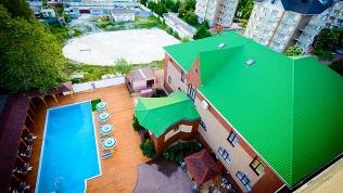 Отель «Приморье Deluxe»