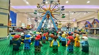 Посещение лего-комнаты