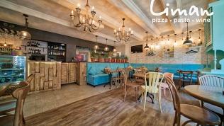 Сеть ресторанов Liman