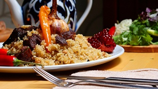 Блюда паназиатской кухни