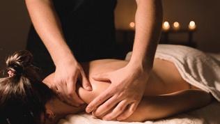 Cеансы массажа