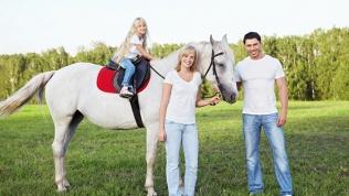 Экскурсия в конюшню
