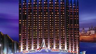 Отель «Измайлово Альфа»