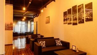 Лаундж-бар InHome Lounge