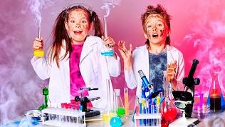 Химический мастер-класс