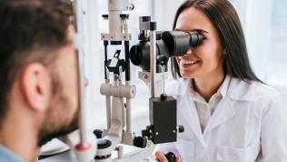 Исследование зрения
