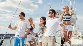 VIP-рыбалка, аренда яхты