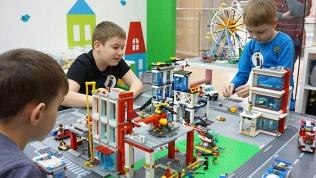Игровая «Легоград»