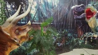 Выставка динозавров
