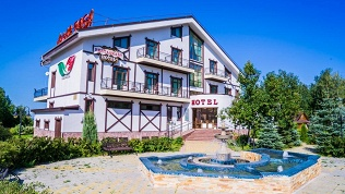 Отель «Алая роза»