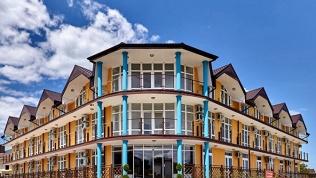 Отель «Золотой Фазан»