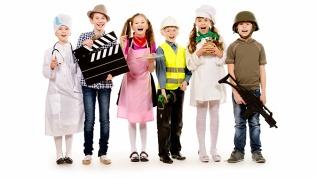 Детский город профессий