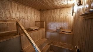 Посещение бани