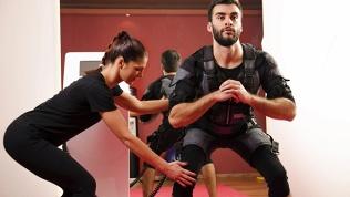 EMS-тренировка, пилатес
