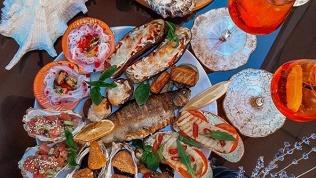 Ресторан Porto Garras