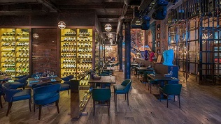 Ресторан IVan Gogh
