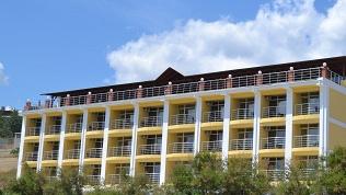Отель Legenda Alushta