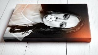 Печать портрета пофото