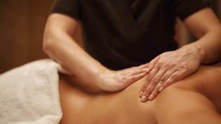 Сеансы массажа, SPA