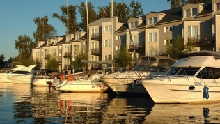 Отель яхт-клуба «Водник»