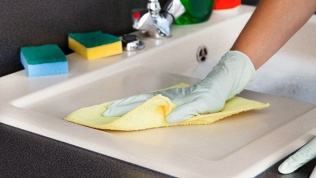 Уборка, мытье окон