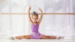 Занятия балетом