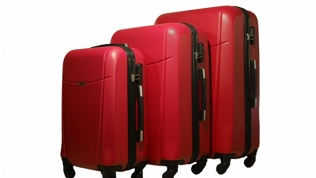 Дорожные чемоданы