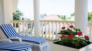 Отель Villa Bavaria