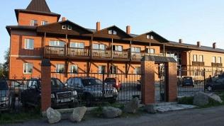 Отель «Драйв-парк Ладога»