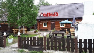 Гостиница «Емеля»