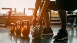 Тренировки в фитнес-клубе