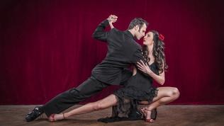 Занятия танго
