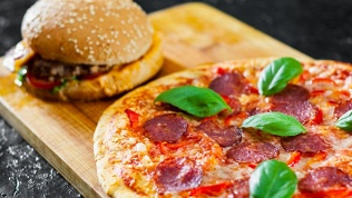 Доставка Lava Pizza