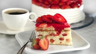 Изготовление торта