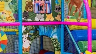 Посещение детского центра