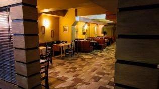 Ужин вкафе «Квартал»