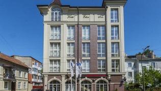 Отель «Элиза Инн»