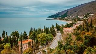 Тур вАбхазию