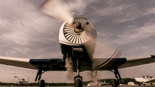 Полеты насамолете