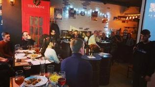 Крафтовый бар «Ядогоню»