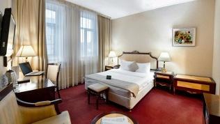 Mandarin Hotel Moscow4*