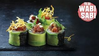 Блюда суши-бара навыбор