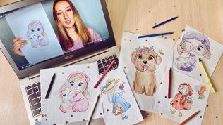 Обучению рисованию