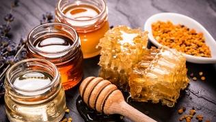 Мёд, урбеч, иван-чай