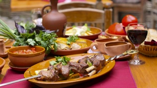 Ресторан «Шашлык ивино»