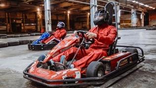Картинг-клуб Grand Prix