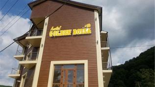 Отель Golden Rozza